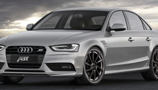 Abt Modifiyeli Audi S4