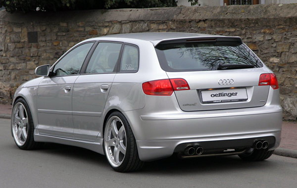 oettinger a3 bodykit