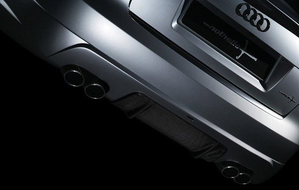 Nothelle Audi A4 diffuser